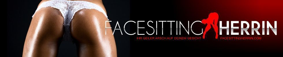 Arschbacken | Facesitting Herrin